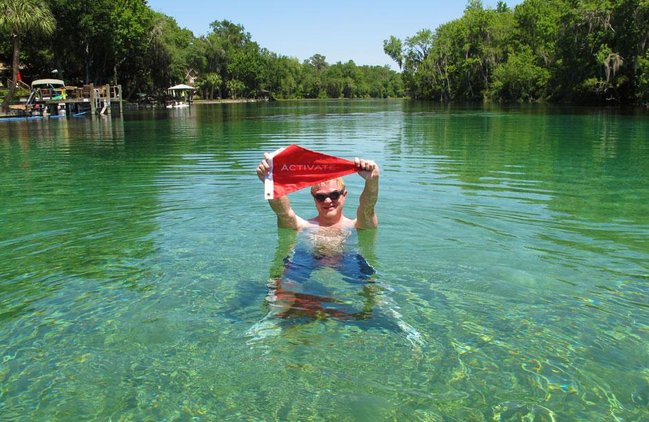 Rainbow Springs Florida Red Flag Magazine