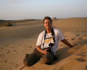 Ben Davies Bio Pic